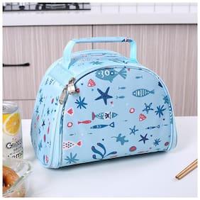 INSTABUYZ LUNCH BAG LEAK PROOF TIFFIN BAGS AND BPA FREE ZIPPER BAG FOR MEN, WOMEN & KIDS