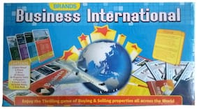 International Business Family Game By Brands