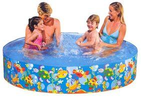 Intex Fun Splash Swimming Pool- 8 Feet