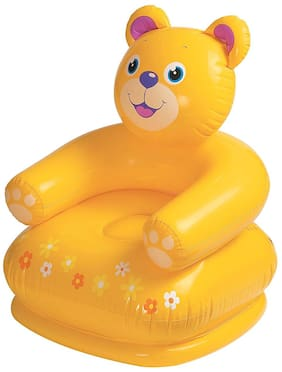 Intex Happy Animal Chair Bear (Pack Of 1)