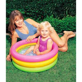 Intex Sunset Glow Baby Swimming Pool