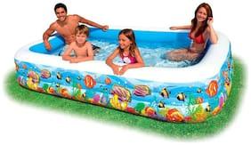 Intex Swim Center Tropical Reef Family Pool