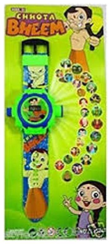 Ismart  Chota Bheem Projector Kids  Boys   Girls Watch  Ismart00064