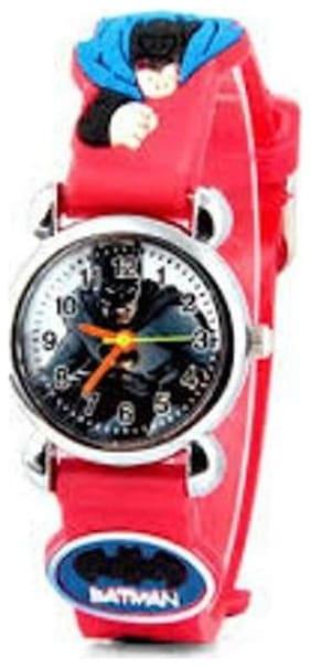 Ismart  Kids Green Analog Wrist Watch(Ismart00036)