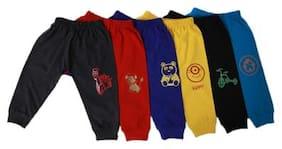Jack's Star Boy Cotton Track pants - Black