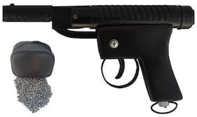 jain metal air pistol free 200 pellets and 1 cover