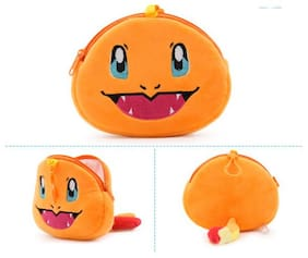 Japanese Cute Cartoon Design Coin Purse for Headphone Earphone Pouch Case