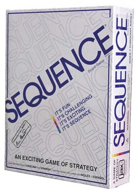 Jax Sequence Game