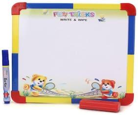 Jaynil  2 in 1 Educational Writing Board Fun for Kids