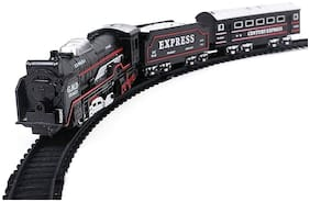 Jaynil Enterprise Battery Operated Train Set;Multi Color
