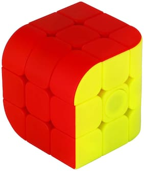 Jaynil  High Stability 3x3 Round Curve Square Magic Rubik Cube