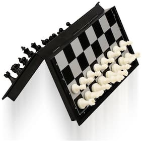 Jaynil  Premium Quality Folding Magnetic Chess Board Game