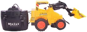 Jcb Construction  Truck Toy with Wire Remote Control For Boys & Girls DUDE-22