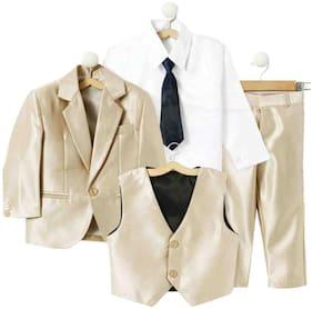 Gold Ethnic Jacket