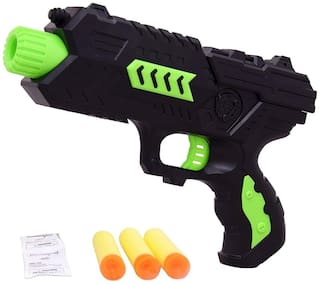Jelly Gun Toy Water Ball And Foam Bullets Shot | Easy To Operate | Kids Toy
