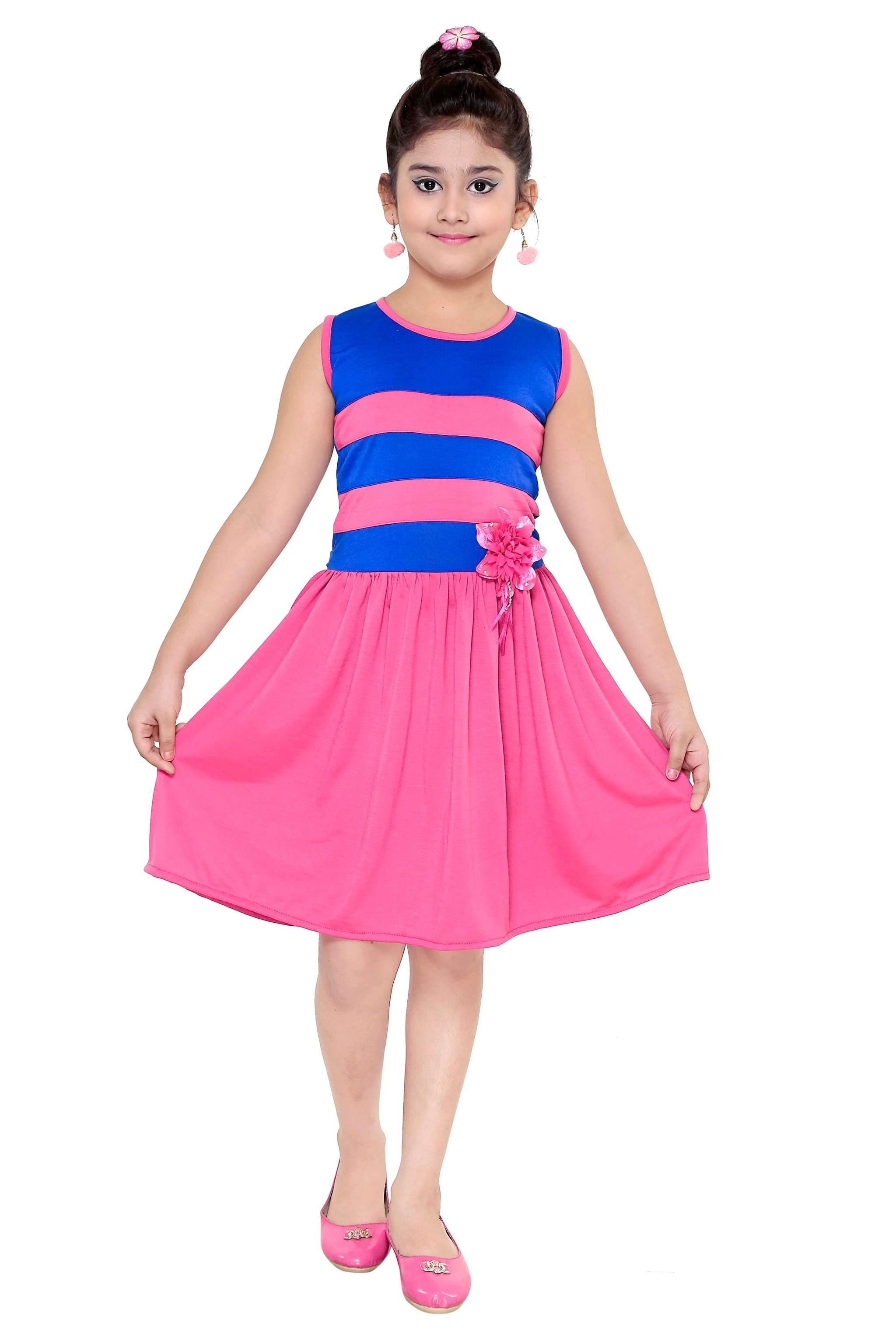 Magenta Dresses for Girls