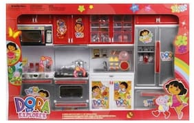 jk int dora kitchen set