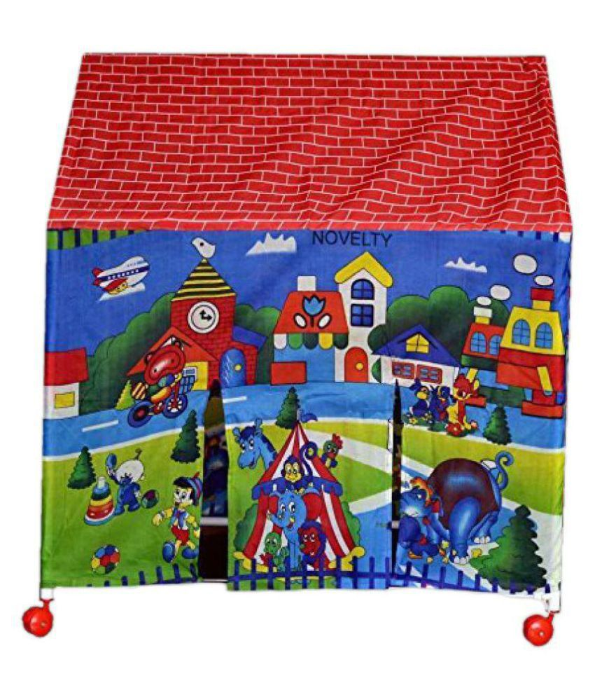jk int Kids Play Tent House with Revolving Wheels  sc 1 st  Paytm Mall & JK INT Tents Prices | Buy JK INT Tents online at best prices ...