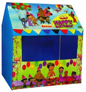 jk int  Large Size Officially Licensed Chhota Bheem Tent House from Cuddles