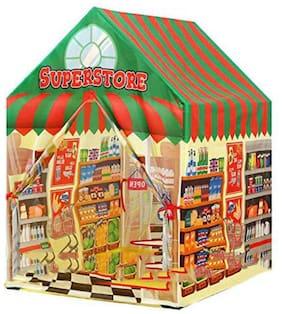 jk int  Super Market Store Foldable Kids Play Tent