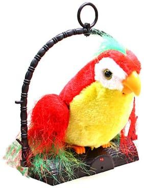 Jm Jumbo Talk Talking Back Parrot