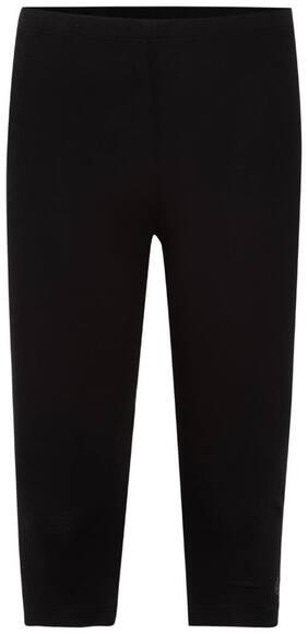 Black 3/4th Length Leggings