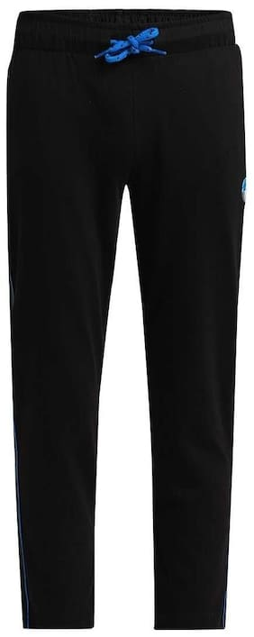 Jockey Boy Cotton Track pants - Black