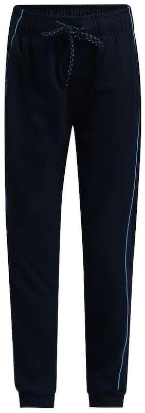 Jockey Boy Cotton Track pants - Blue