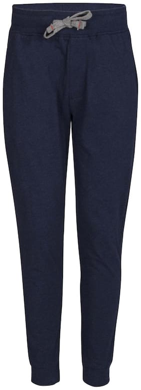 Jockey Boy Cotton Track pants - Blue