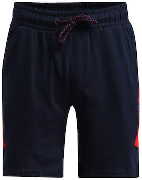 Jockey Navy Boys Shorts : Style Number - AB17