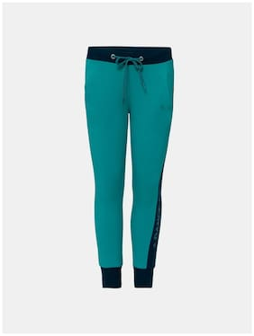 Jockey Girl Cotton Track pants - Green