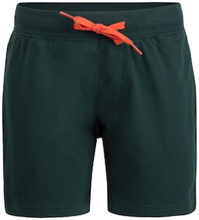Jockey Pine Green Boys Shorts : Style Number - AB12