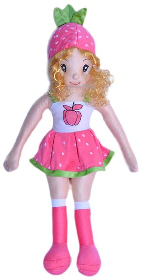 Joey Toys Pink And White Dolls - 89.91 cm (35.4 inch)