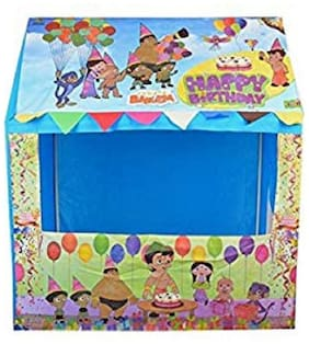 Jumbo Size Chhota Bheem Happy Birthday Tent House, Multi Color
