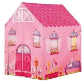 Jumbo Size Extremely Light Weight , Water and Fire Proof Doll House Tent for Kids