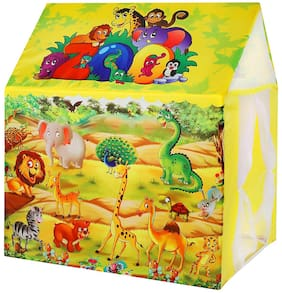 jumbo Size My Zoo Palace Play Tents for Kids