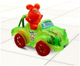 Junior toy Mouse Car