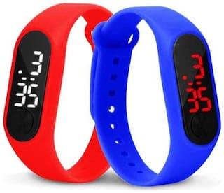 K&U Digital led Watch