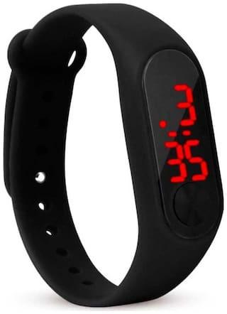 k&u LED Stylish Digital Watch - For Boys & Girls