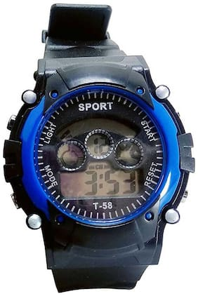 K&UTiger14 7 Light watch Digital Watch