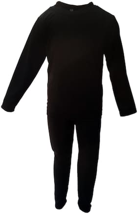 KAKU FANCY DRESSES Boys Costumes Costume - Black
