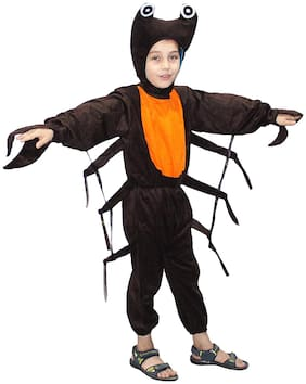 KAKU FANCY DRESSES Boys Costumes Costume - Brown