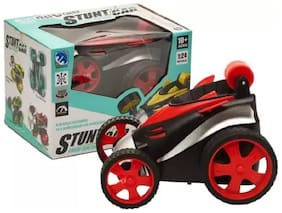 Kanchan Toys Stunt Car Amazing Toy For Kids