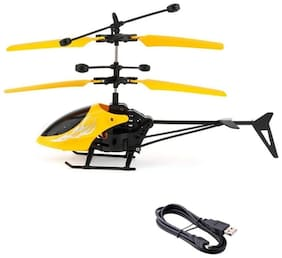 Kanchan Toys Hand Sensor Amazing Helicopter For Kids