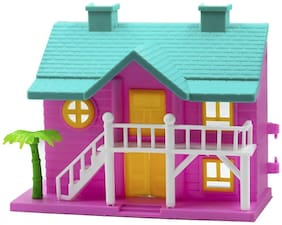 Kanchan Toys Funny Doll House Amazing Toy For Kids