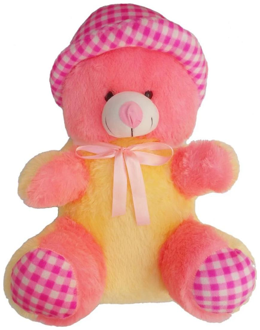 Kashish Toys Cream Teddy Bear   60 cm