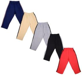 Kavin Boy Solid Trousers - Multi