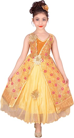 Kbkids wear festive Or party wear frock