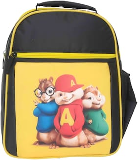 Kelvin Planck  Multi Color School Bag