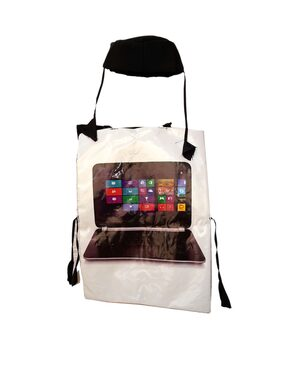 KFD Laptop fancy dress for kids;Object Costume for School Annual function/Theme Party/Competition/Stage Shows Dress